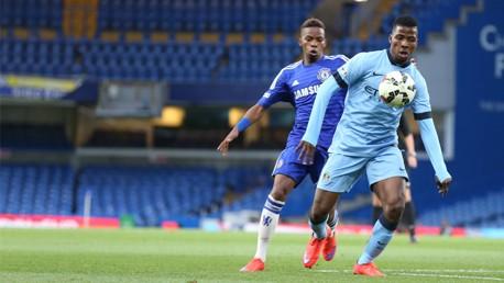 Chelsea U18s v City U18s: Highlights