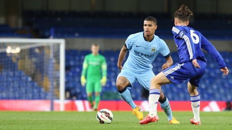 Chelsea v City: FA Youth Cup final highlights