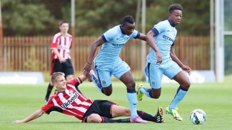 City u18s v Sunderland: Match highlights