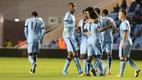 City u18s v Oxford: Match highlights