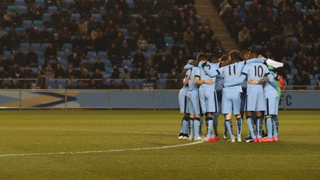 City u18s v West Brom: Match highlights