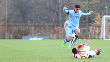 Academy highlights: City v Stoke