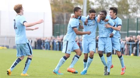Academy highlights: Bolton v City