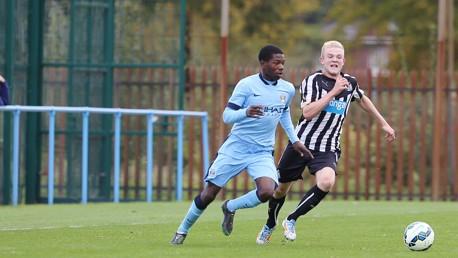 U18s v Newcastle: Match highlights