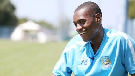 Jovem capitão sonha com o sucesso do City sub-18