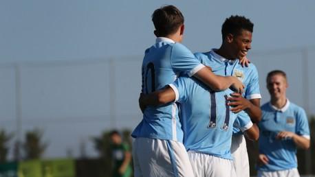Wolves v City u18s: Match highlights