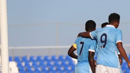 City u18s v Boro: Match highlights