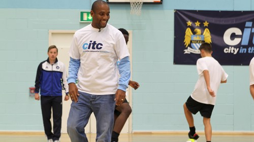 CITC recognises Manchester Futsal Club with first Connell
