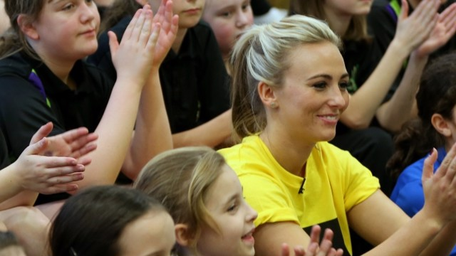 toni duggan kick it out