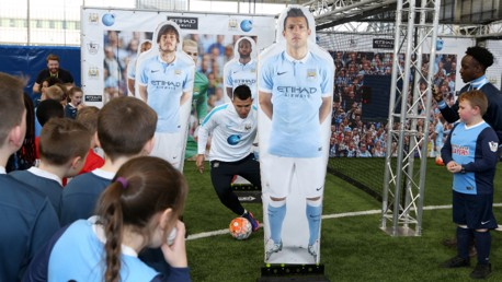 City players go back to school