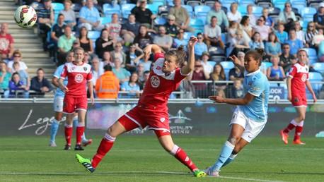 MCWFC v Bristol: Match highlights