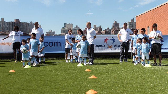 roof top pitch nyc