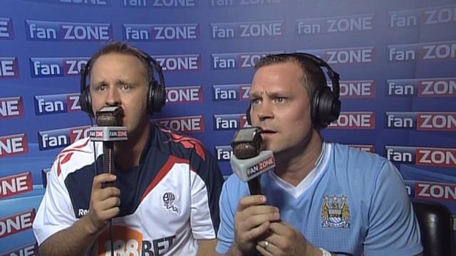 Fanzone Danny v Bolton