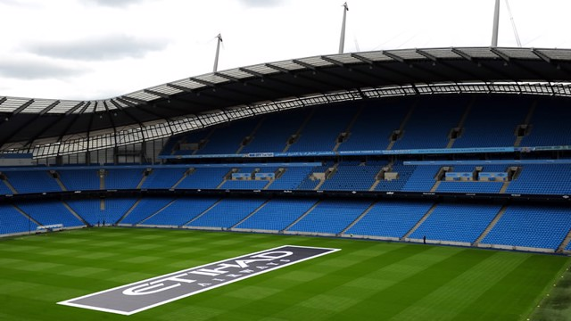Etihad Stadium July 2011