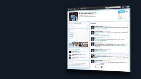 lescott tweets