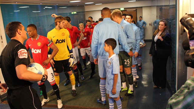 Tunnel Cam Utd