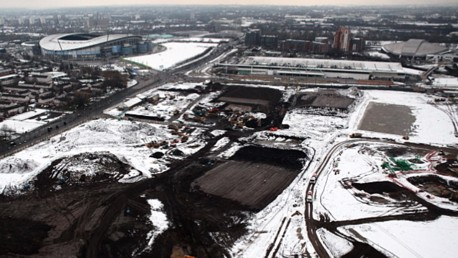 The vast Etihad campus, stadium and CFA will change the face of the locality forever...