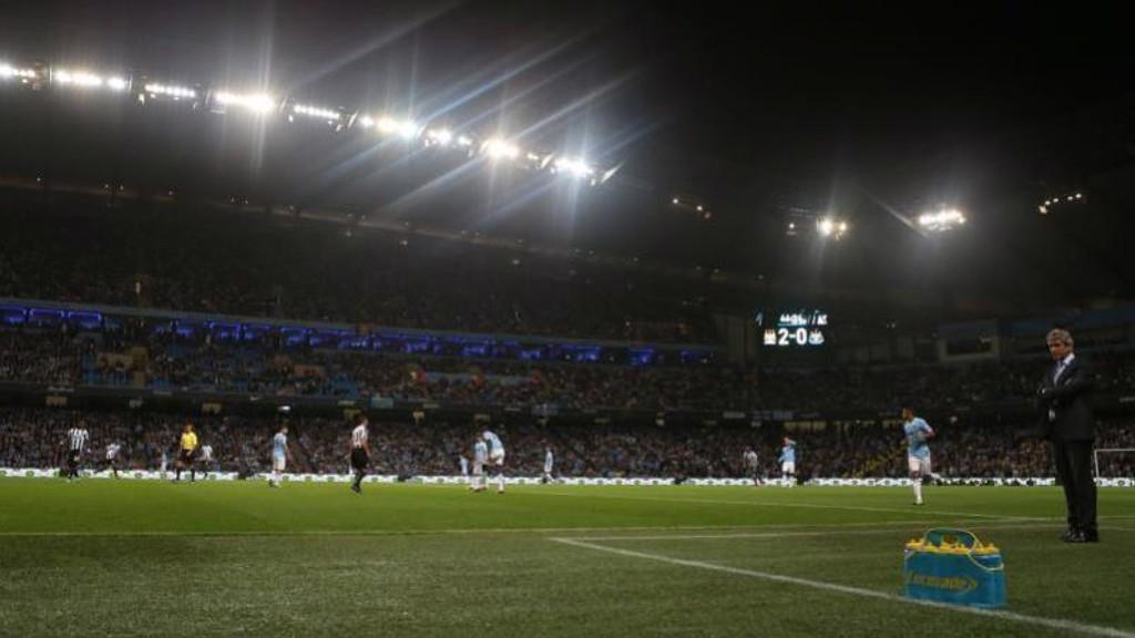 Manchester City anthem Blue Moon
