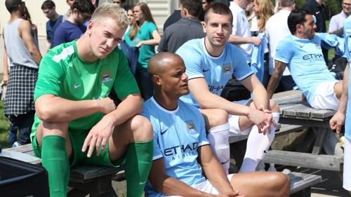 Manchester City US Tour