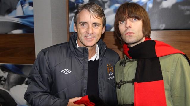 Liam an Mancini