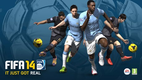 EA SPORTS FIFA 14 – The Next Generation: Out Today!