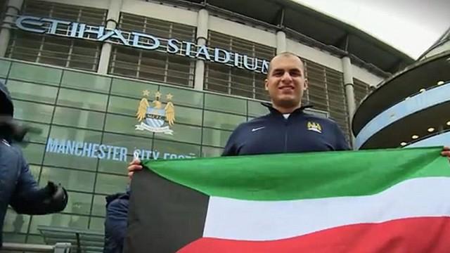 fan from kuwait