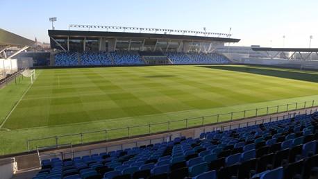 City Football Academy: Launch