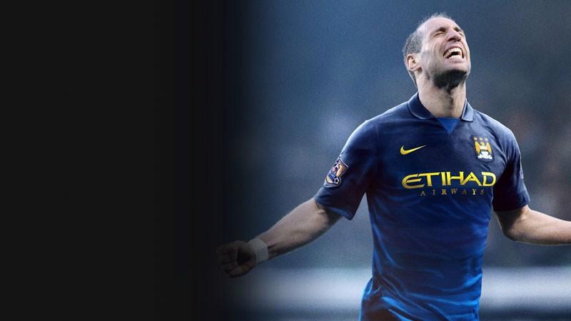 quality design 770c5 29b68 Manchester City 2014/15 away kit revealed - order now
