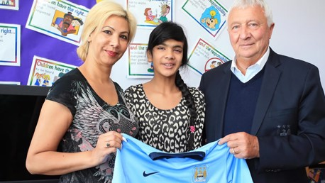 New kit surprise for youngsters
