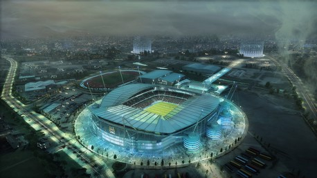 Manchester City announce second phase of Etihad expansion