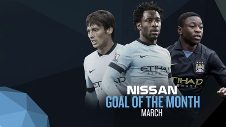 Goal of the Month: March