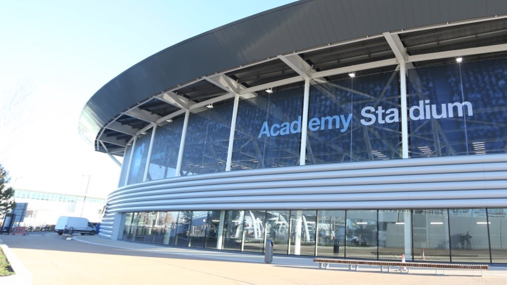Visiting Manchester City's Academy Stadium