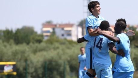 City U18s v Liverpool U18s: Match highlights