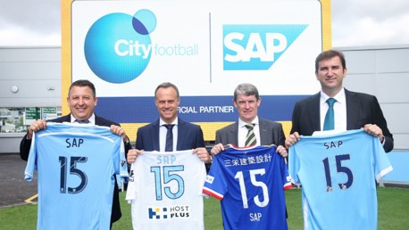 SAP and CFG take 'the beautiful game' into the Cloud