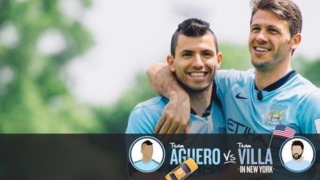 Team Aguero v Team Villa: Part four
