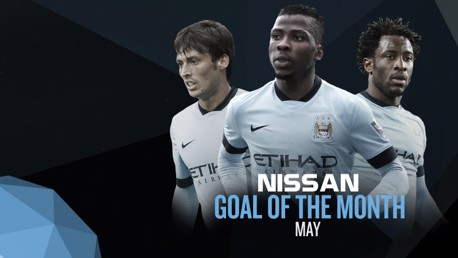 Goal of the Month: May