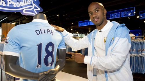 Fabian Delph signing