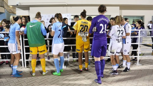 Manchester City Women signing