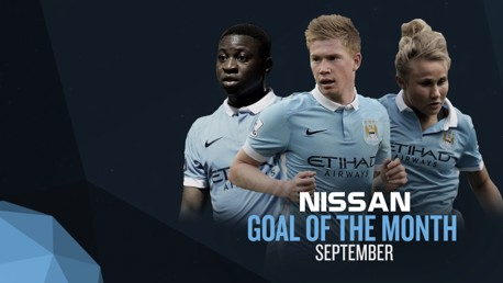Goal of the Month: September