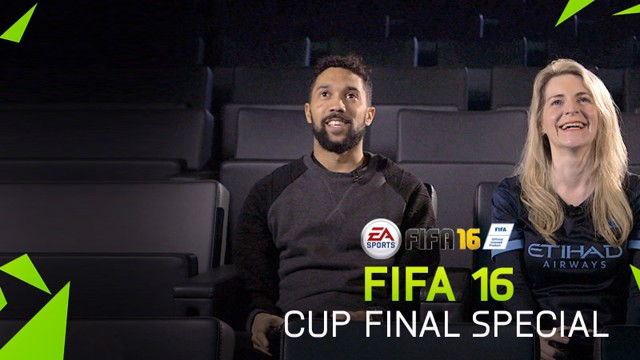Gael Clichy and Fifa 16