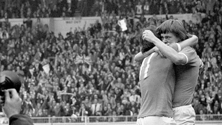 40 years to the day... City's '76 League Cup triumph