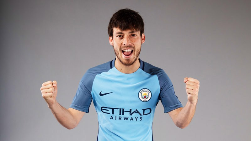 f71a4108 Manchester City new kit: Picture special