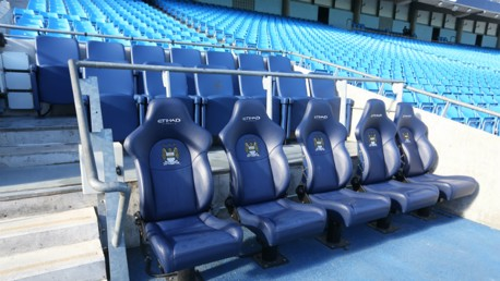 MCFC celebrate Disabled Access Day with 20% off stadium tour