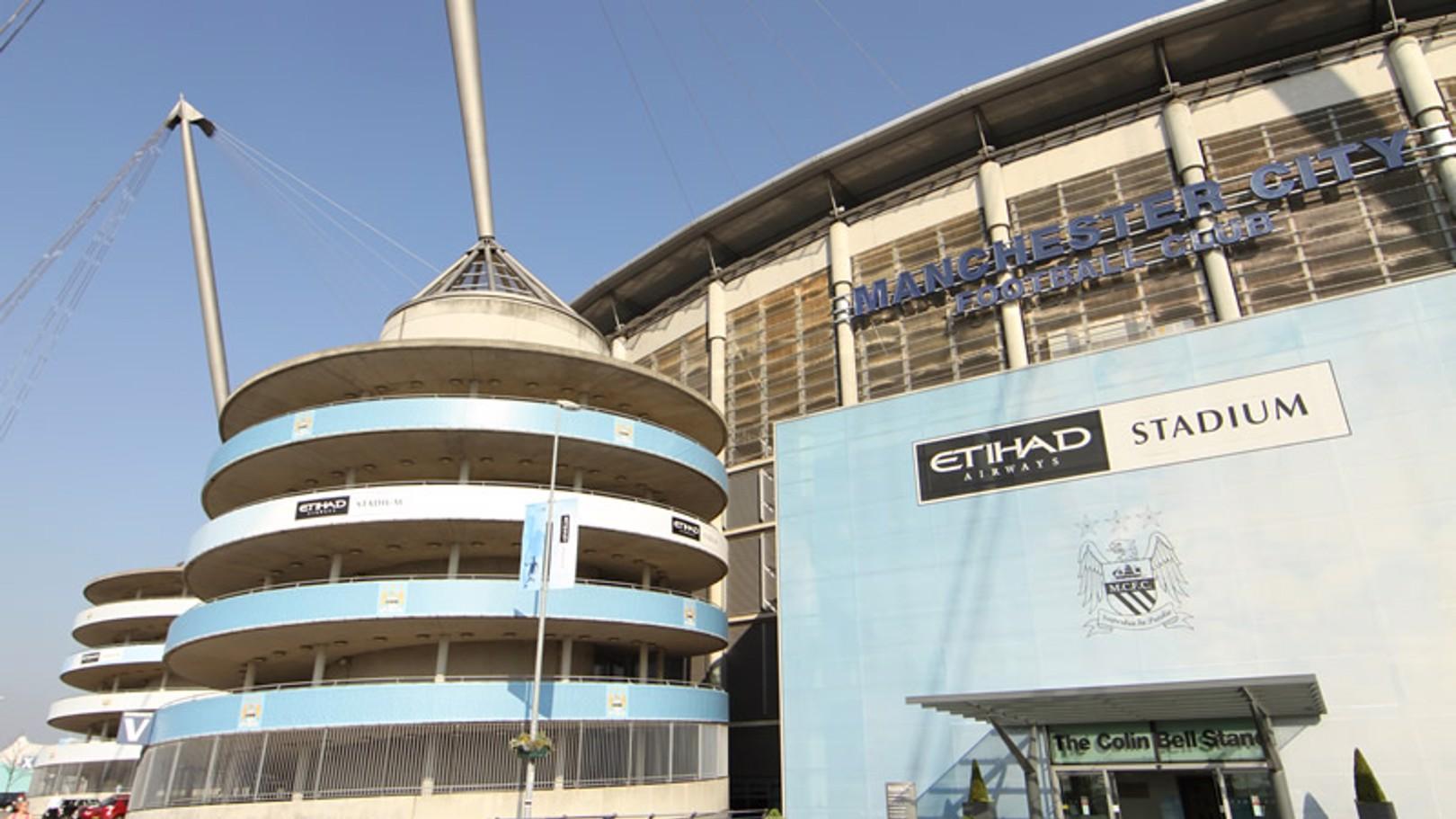 New Etihad Stadium Shot2