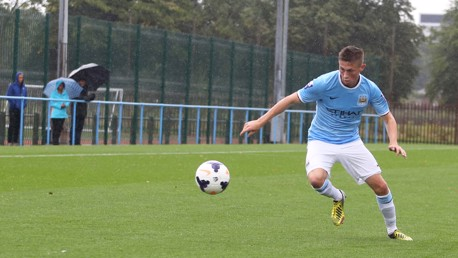 West Ham v City EDS Match Report