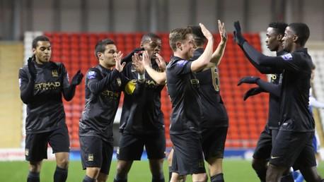 Blackburn v City EDS: Highlights and reaction