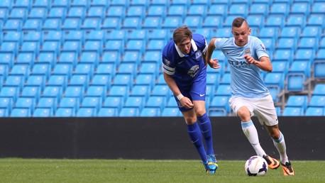 City EDS v Everton: Match highlights