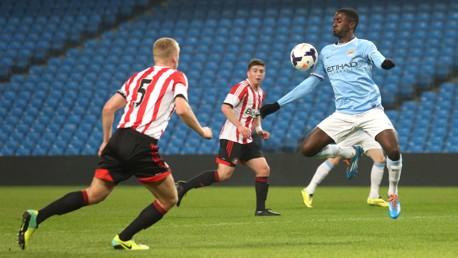 City EDS v Sunderland: Match highlights