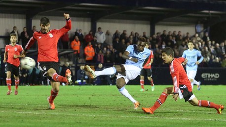 City u19s v Benfica: Highlights and reaction