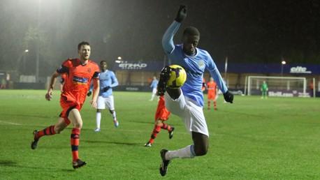 EDS highlights: City v Bolton